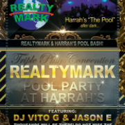 Now this is a party you don't want to miss – Realty Mark 100 party in AC