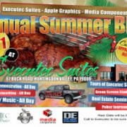 It's time for the Executec Suites Summer Barbecue and you're invited